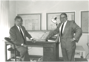 Bob & Bill Rohan.