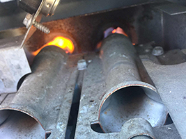 Gas HVAC Burner