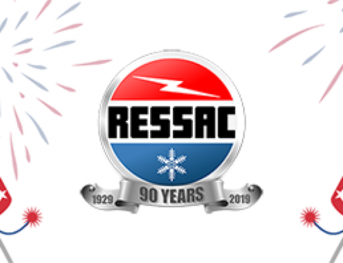 RESSAC News: July 2019 – Customers & Controls.