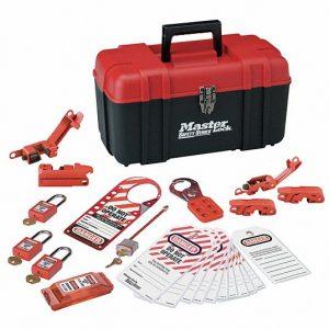 Master Lock Portable Lockout Kit