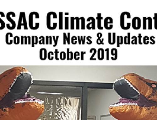 RESSAC News: Installs & Approvals – October 2019