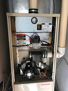 Residential Style Furnace