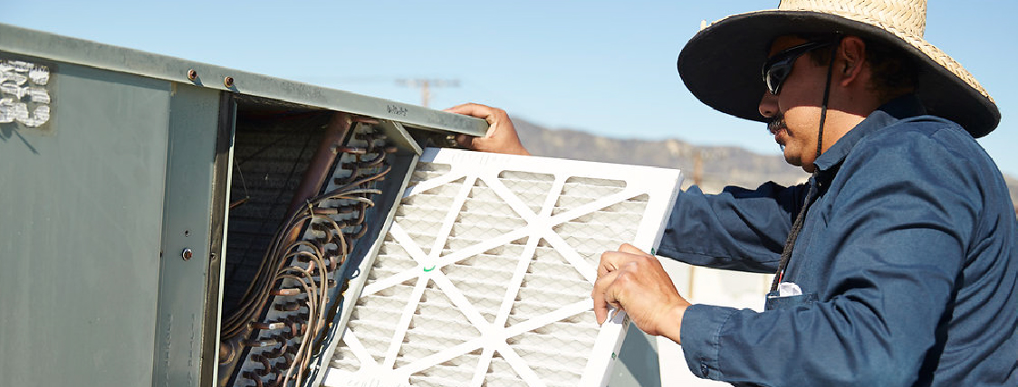 Rely on RESSAC for expert commercial HVAC maintenance.