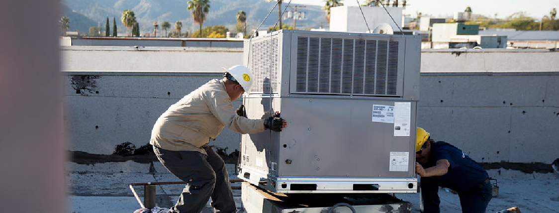 Commercial HVAC retrofit services for California businesses.